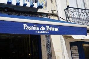 Belém - Pastéis de Belém