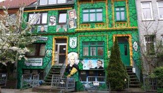 Street art in Bremen – more than just doodles!