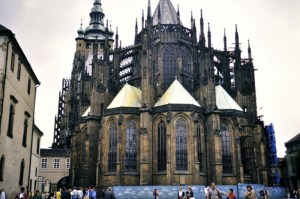 1992 St. Vitus Cathedral