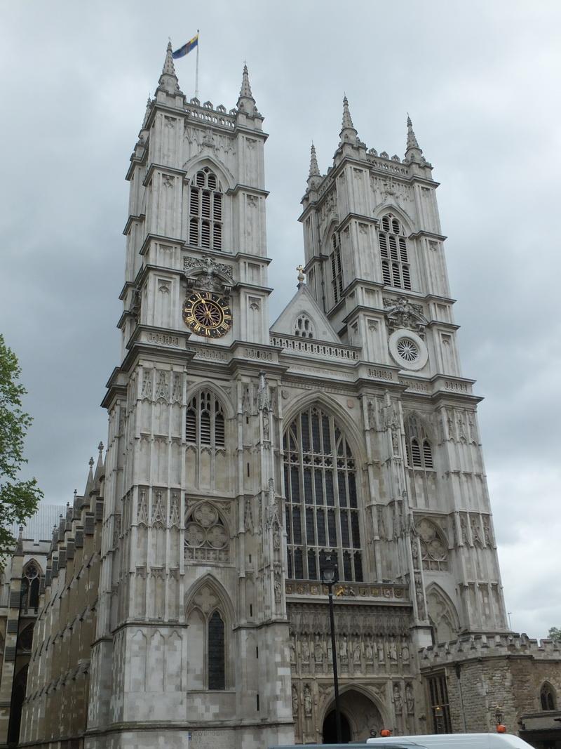 Walk through London