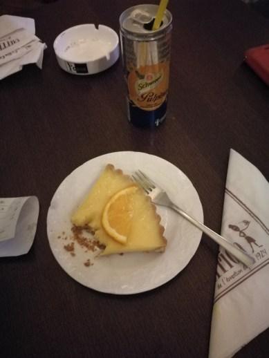 tarte citron!!