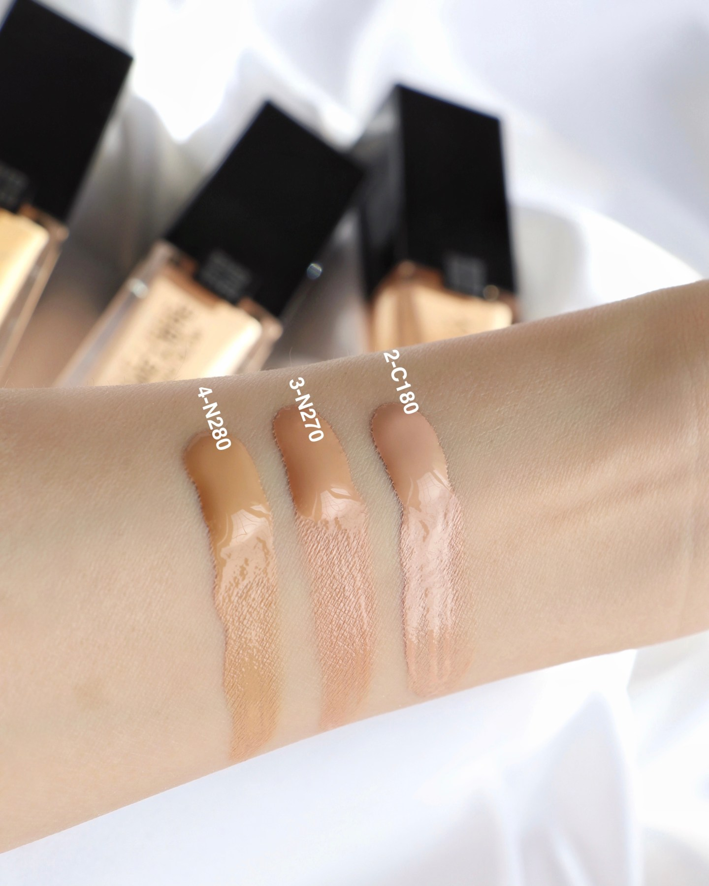 Givenchy Prisme Libre Skin-Caring Glow Foundation Review