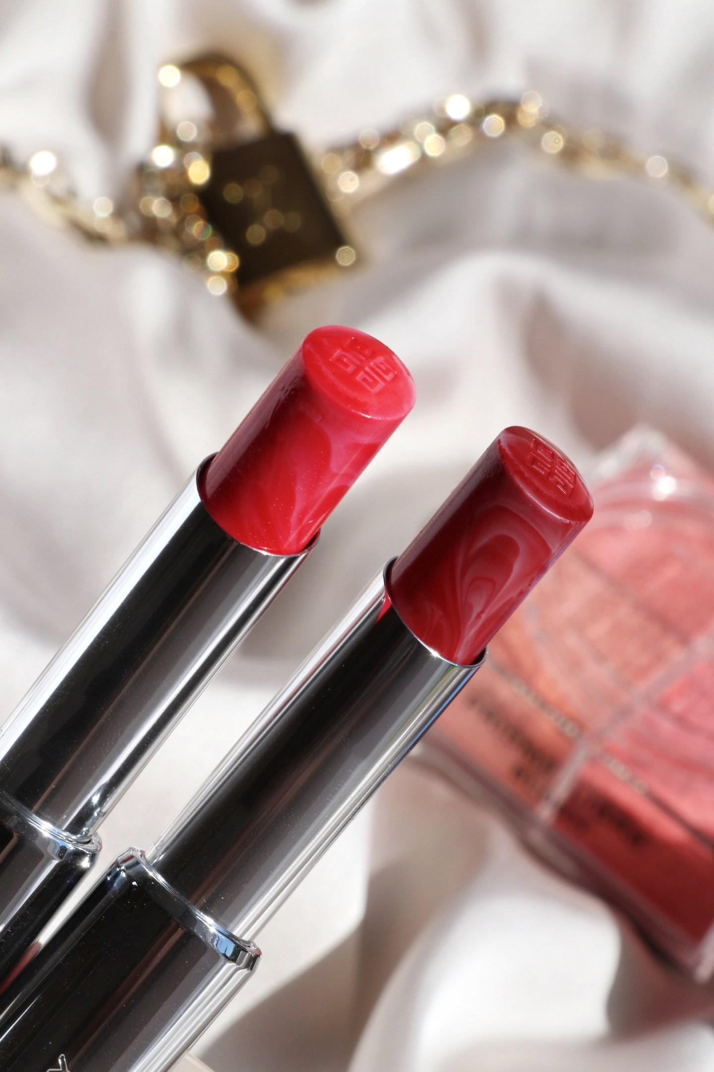 Givenchy Rose Perfecto Lip Balm