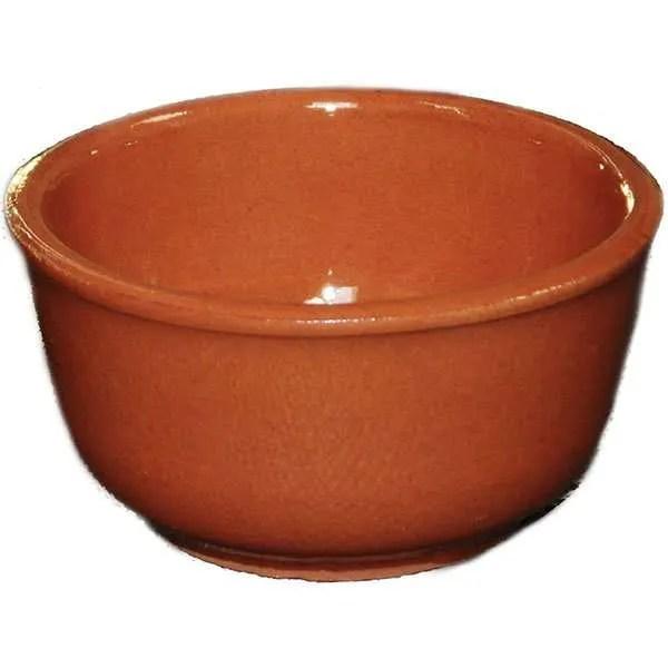 Terracotta Clay Salsa Bowl