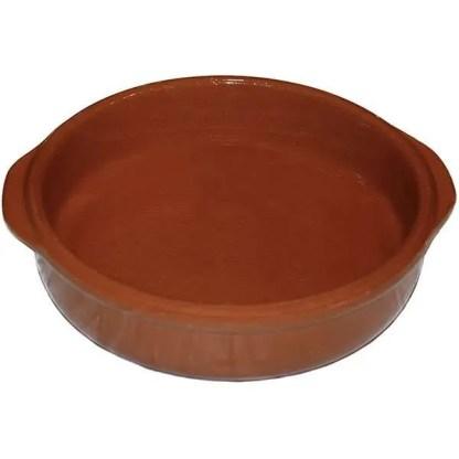 Terracotta Cazuela Clay Baking Dish