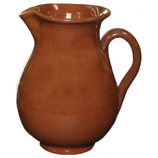Liter Terracotta Sangria Pitcher