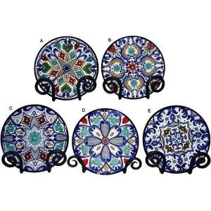 Ceramic Renaissance Plate Valencia Spain
