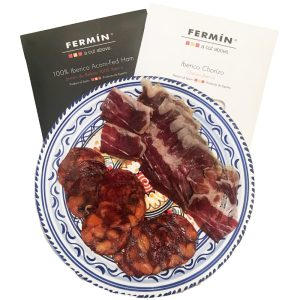 Iberico Tapas Gift Set From Spain