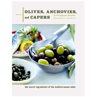 Olives, Anchovies & Capers Cookbook
