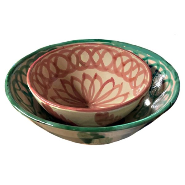 8 and 11 inch Granada Bowls