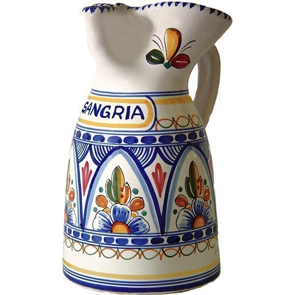 Authentic Sangria Pitcher from Spain
