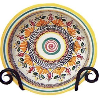 Seville Spanish ceramic bowl
