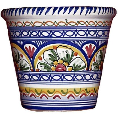 Ceramic Garden Pot from Spain