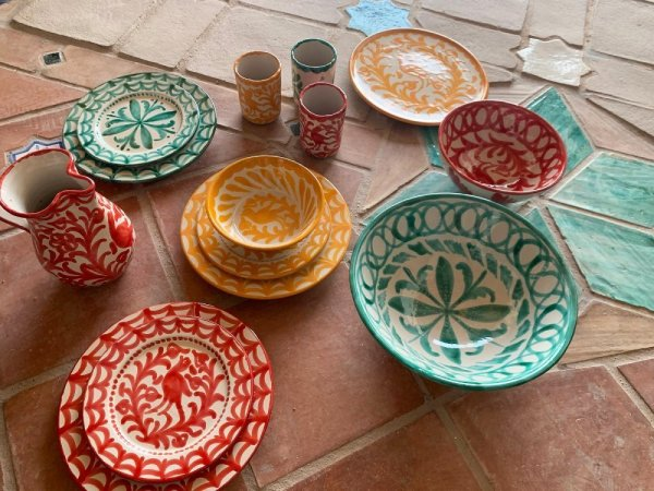 Granada Ceramic Collection