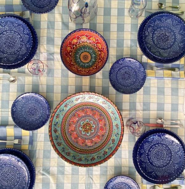 Cordoba Table Setting