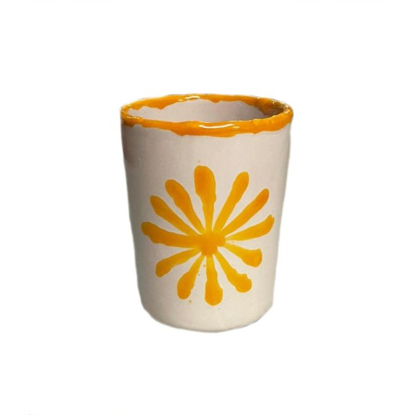 Granada Ceramic Cup