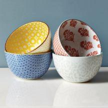 West Elm Modernist Bowls