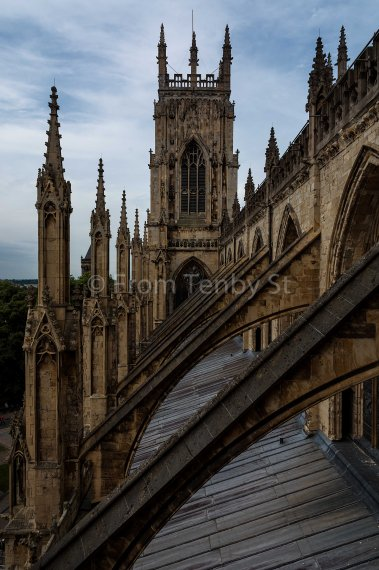 Views from York Minster