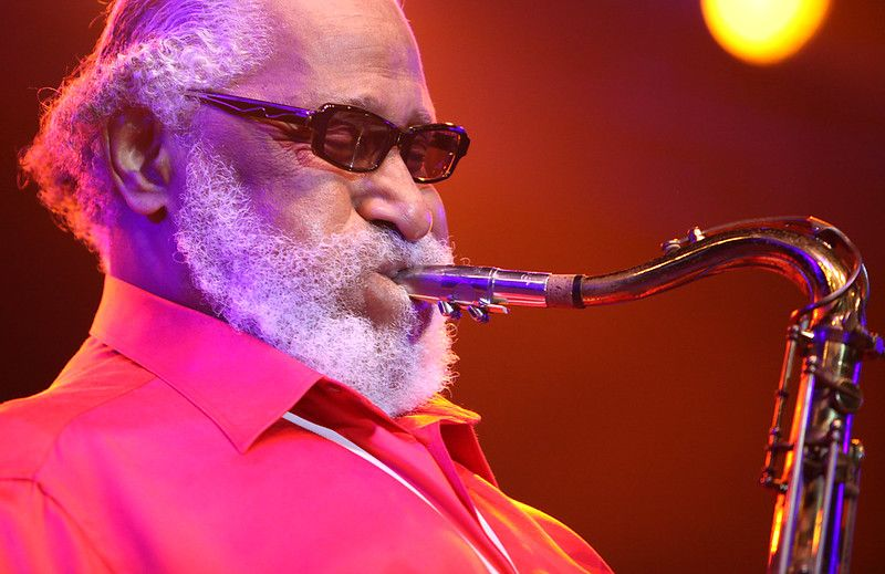 Sonny Rollins on His Year with Blue Note