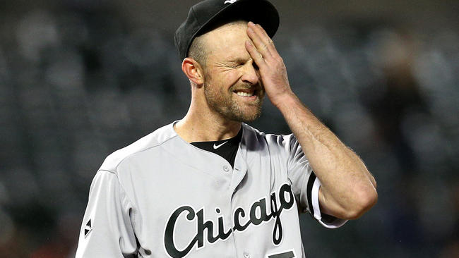 John Danks White Sox