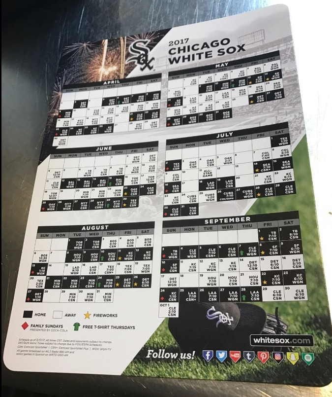 magnet-schedule-chicago-white-sox