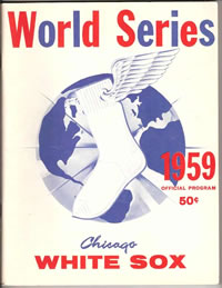 1959_WhiteSox_WS_program