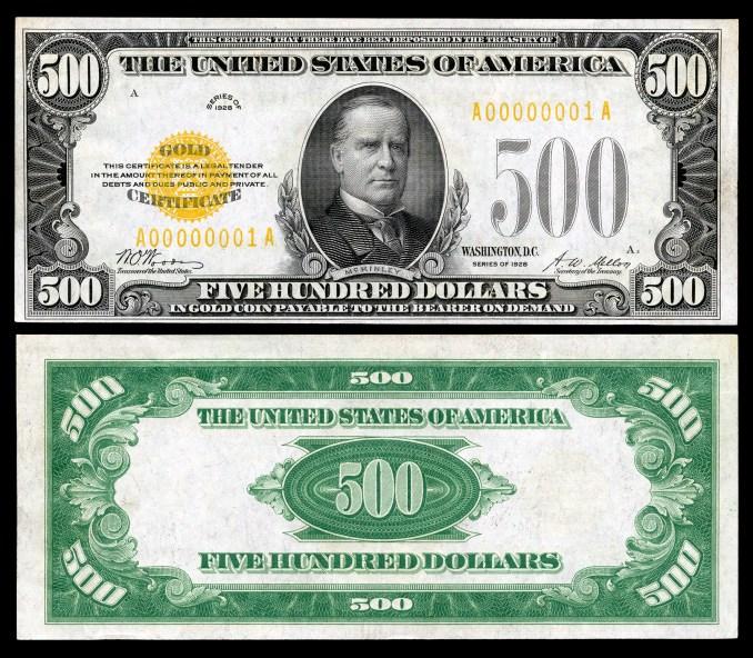 US-$500-GC-1928-Fr-2407