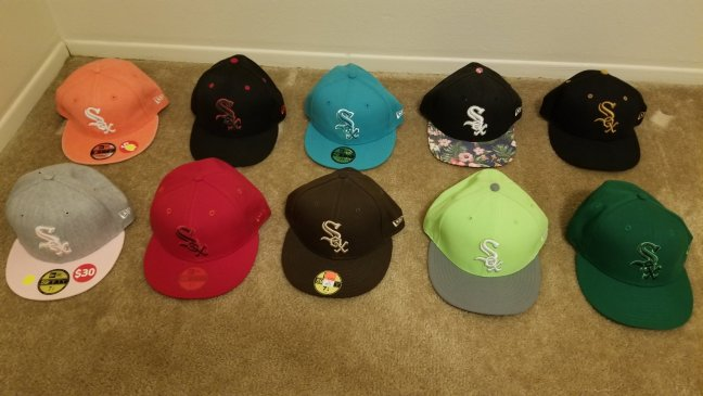 Which of the hats do you wear the most  3d4c9408a710
