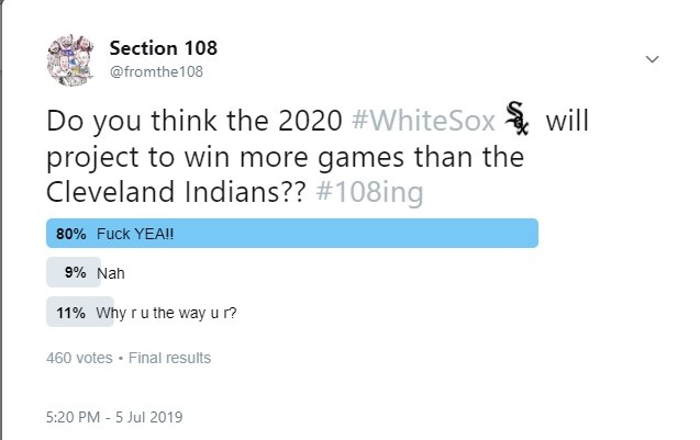 Sox v Injuns