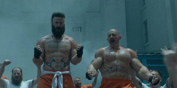 prison version of Bill S Preston Esq and Ted Theodore Logan