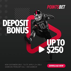 PointsBet FromThe108 Bonus
