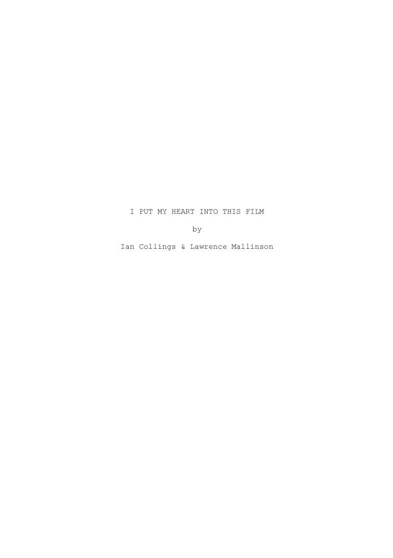 o 1aom1197g93rp5mplv4k3ei61a - Screenplay for original short - I put My heart into this Film