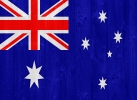 australia flag - Anthropocene Chronicles Part I published