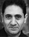 <h5>Shiraz Khan</h5><p>Shiraz plays Inspector Meddle</p>