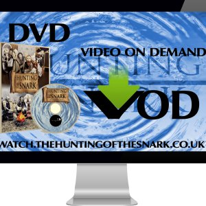 The Hunting of the Snark available on either DVD or VOD