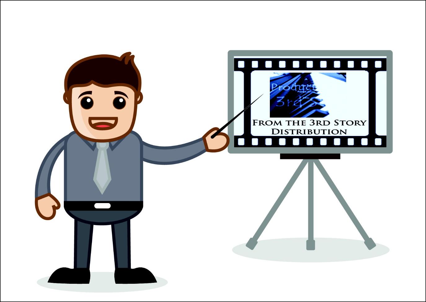 slideshow - Get your work seen