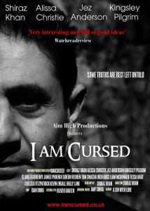 I am Cursed Poster - Snark and Cursed leave SciFi Go