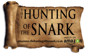 The Hunting of the Snark available on Amazon in US and Canada