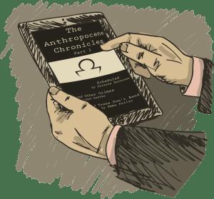 Anthropocene Chronicles on Kindle