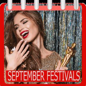 festival dates September