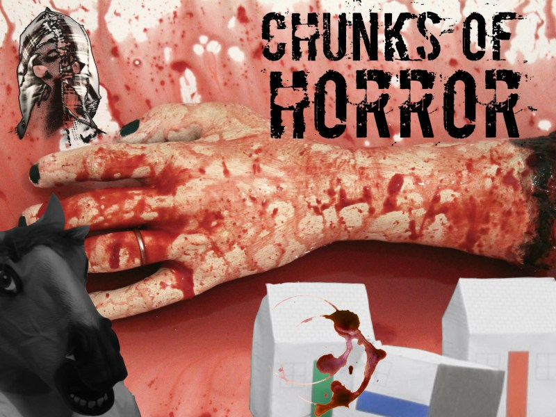 Binge Horror take delivery of Chunks