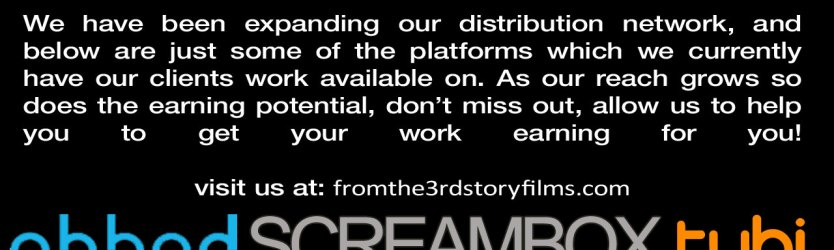 film distribution,VOD film sales,Sell your movie