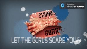 Chunks of Horror,Vimeo