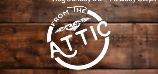 Vlog Sunday #6 - Voice-over Baby Steps