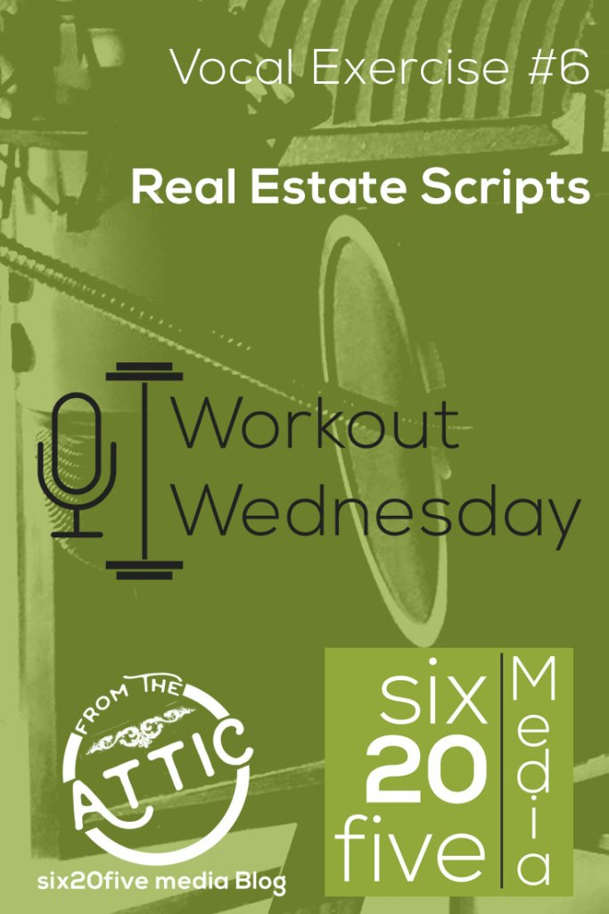 Real Estate Scripts – Workout Wednesday