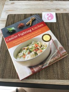 Cancer Fighting Kitchen - Cook book