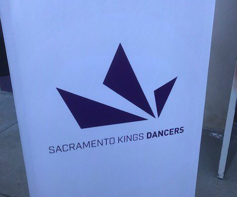 Behind the Scenes at Sacramento Kings Dance Auditions