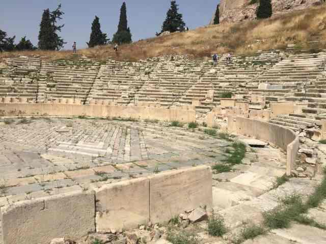 Athens Acropolis Theatre of Dionysus (4).JPG