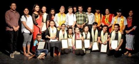 Bansari Gandhi Theatre Workshop