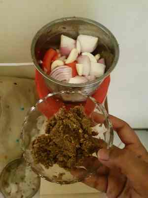 Bengali Dum Aloo & Begun Bhaaja (Bengali potato curry & fried brinjal), from the corner table, #fromthecornertable